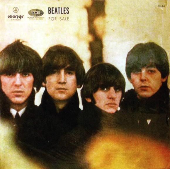 Beatles For Sale album artwork - Argentina