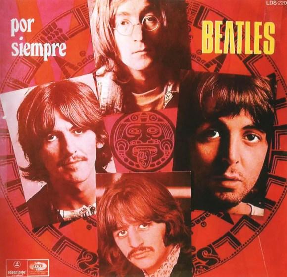 Por Siempre album artwork - Argentina, Ecuador
