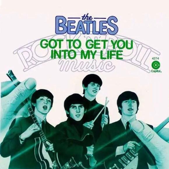 Got To Get You Into My Life single (USA), 1976