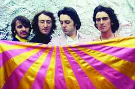 The Beatles' Mad Day Out, 28 July 1968