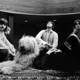 The Beatles' Mad Day Out, location seven, 28 July 1968
