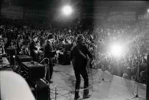 The Beatles live at Circus-Krone-Bau, Munich, Germany, 24 June 1966