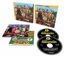 Sgt Pepper's Lonely Hearts Club Band – 50th anniversary double CD edition