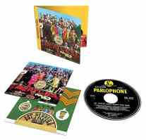 Sgt Pepper's Lonely Hearts Club Band – 50th anniversary CD edition