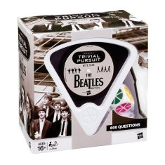 Trivial Pursuit – The Beatles bite size edition
