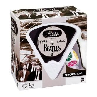 Trivial Pursuit –The Beatles bite size edition