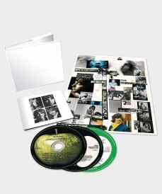 The Beatles' White Album –2018 triple CD set with Esher demos