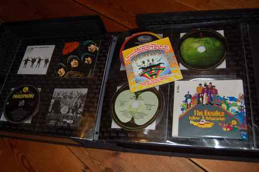 Inside the Beatles Box of Vision