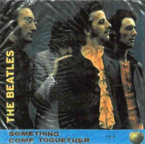 Something/Come Together single artwork - Brazil