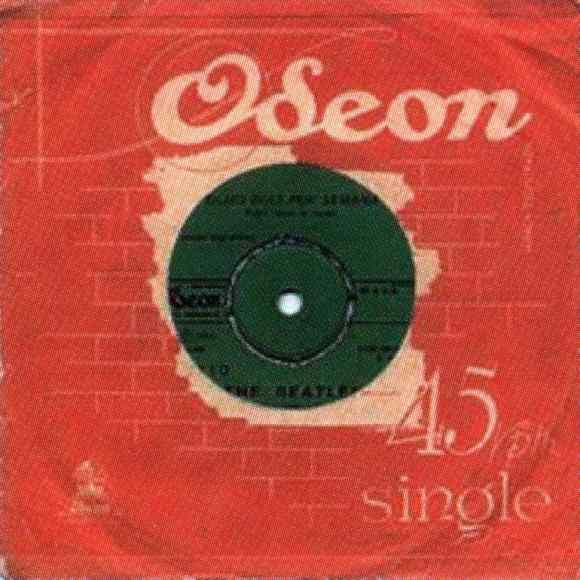 Odeon single sleeve - Chile