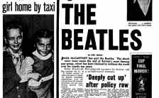 'Paul Quits The Beatles' – Daily Mirror, 10 April 1970