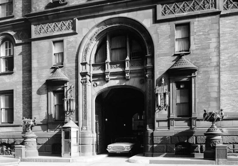The Dakota Building, Manhattan, New York City, 1960s
