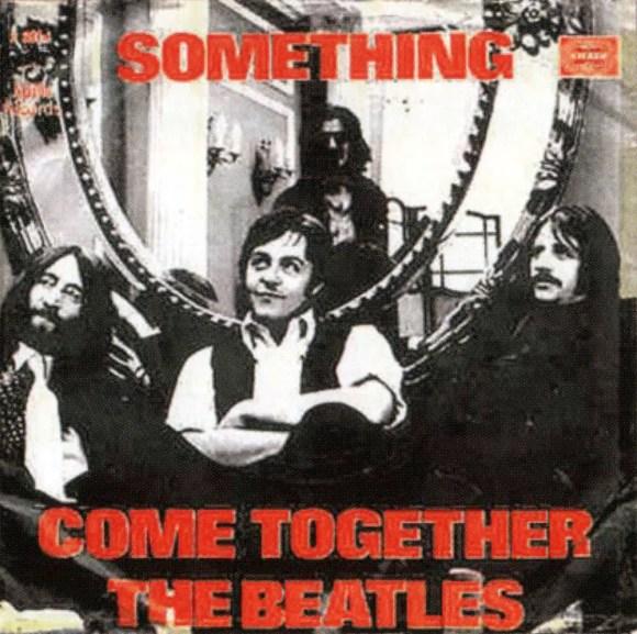 Something/Come Together single artwork - Denmark