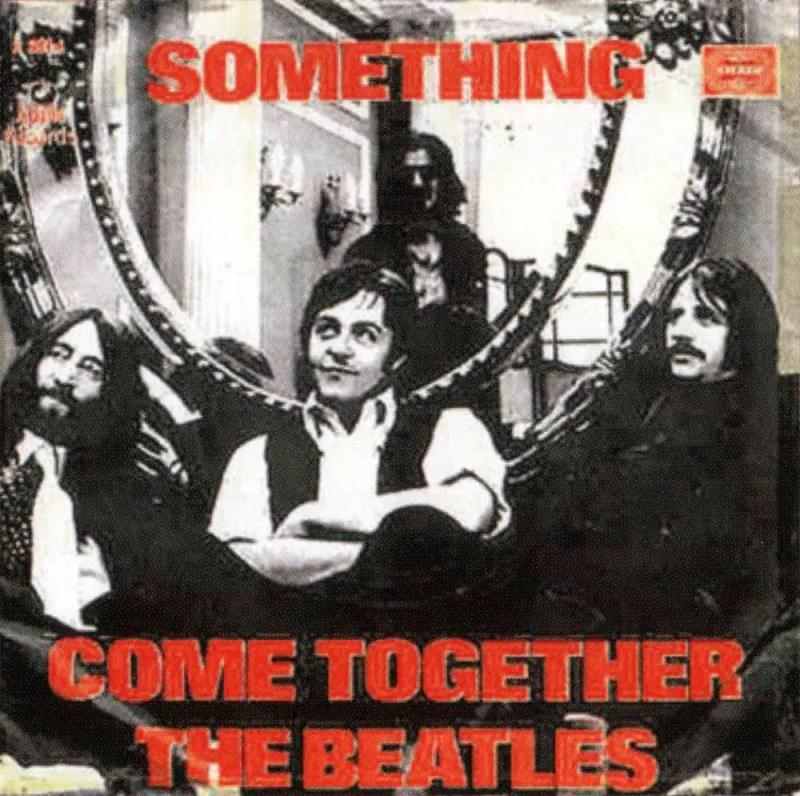 Something/Come Together single artwork – Denmark