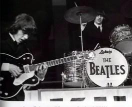 The Beatles' Drop-T logo, number five