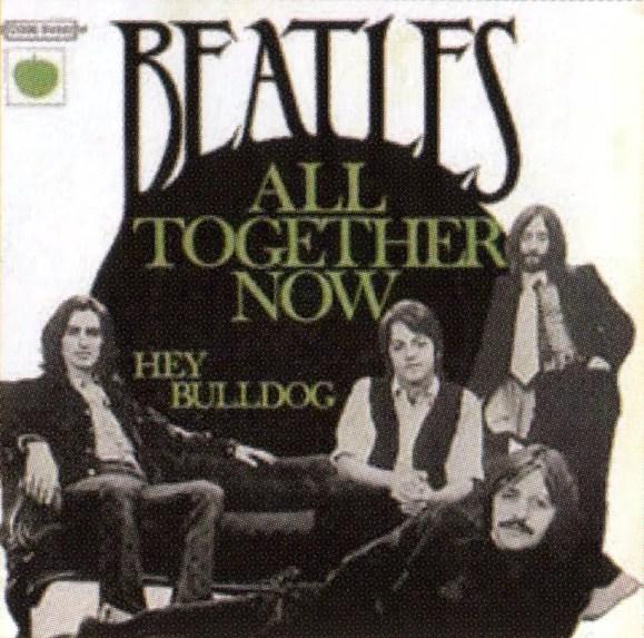 All Together Now single artwork - France
