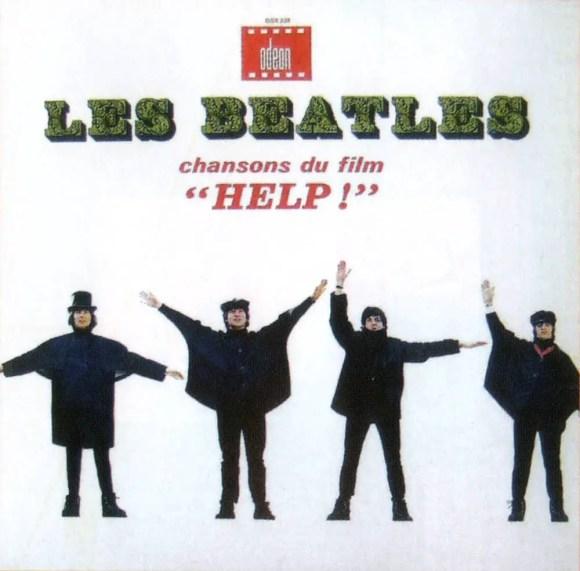 Help! album artwork - France