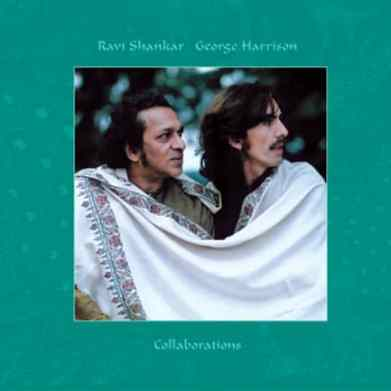 Collaborations by Ravi Shankar and George Harrison