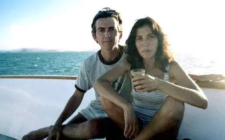 George and Olivia Harrison