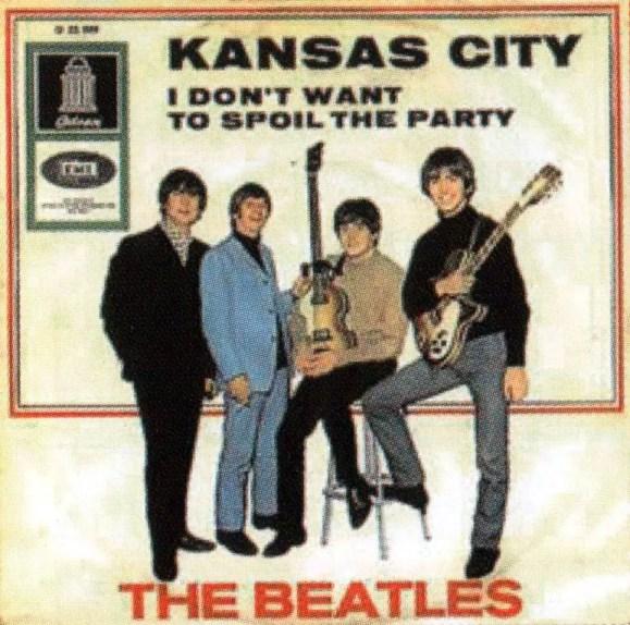 Kansas City single artwork - Germany