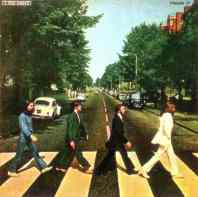 Abbey Road album artwork - Greece