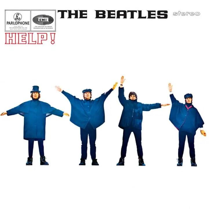Help! album artwork