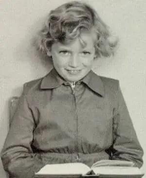 John Lennon's half-sister Ingrid Pedersen