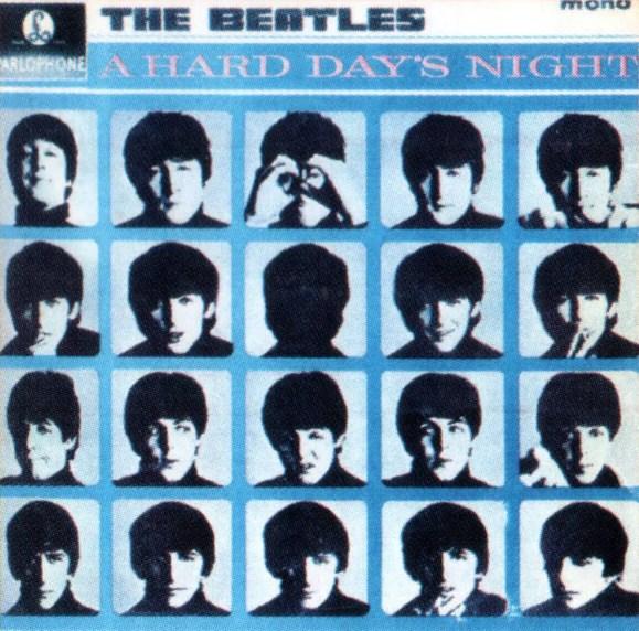 A Hard Day's Night album artwork - Israel