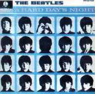 A Hard Day's Night album artwork - Israel
