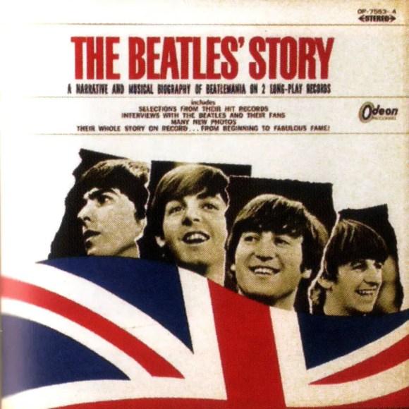 The Beatles' Story album artwork - Japan