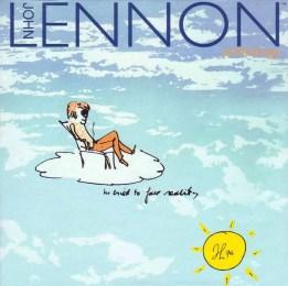 John Lennon Anthology box set artwork