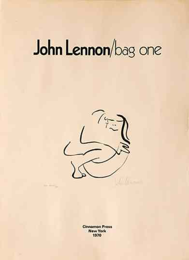 John Lennon: Bag One (1969)
