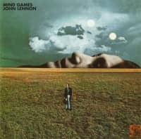 Mind Games album artwork - John Lennon