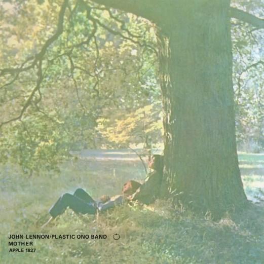 Mother single artwork - John Lennon