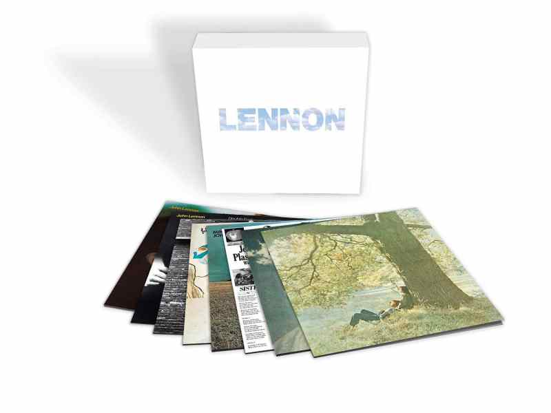 John Lennon vinyl box set