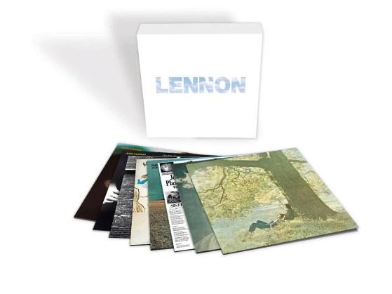 John Lennon vinyl box set