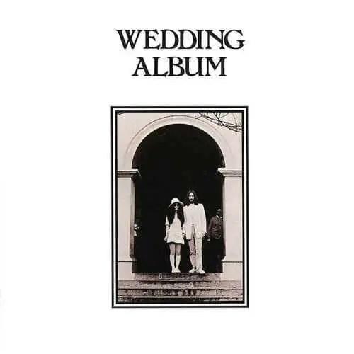 Wedding Album artwork - John Lennon and Yoko Ono