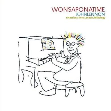 Wonsaponatime album artwork - John Lennon