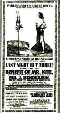 Mr Kite poster