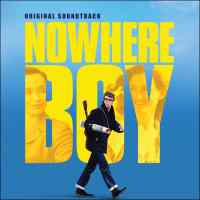 Nowhere Boy soundtrack album artwork