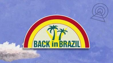 Paul McCartney –Back In Brazil artwork