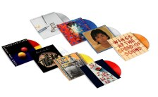 Paul McCartney coloured vinyl (2017): Venus And Mars, Band On The Run, Ram, McCartney, Pipes Of Peace, Tug Of War, McCartney II, Wings At The Speed Of Sound