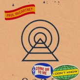 Paul McCartney–Come On To Me single cover artwork