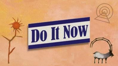 Paul McCartney –Do It Now artwork