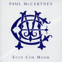 Ecce Cor Meum album artwork - Paul McCartney