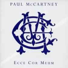 Ecce Cor Meum album artwork - Paul McCartney
