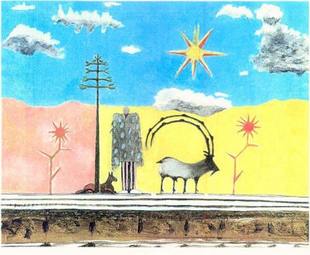 Egypt Station artwork by Paul McCartney, 1988