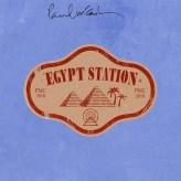 Paul McCartney–Egypt Station cover artwork