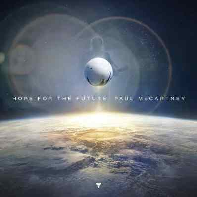 Paul McCartney - Hope For The Future cover artwork