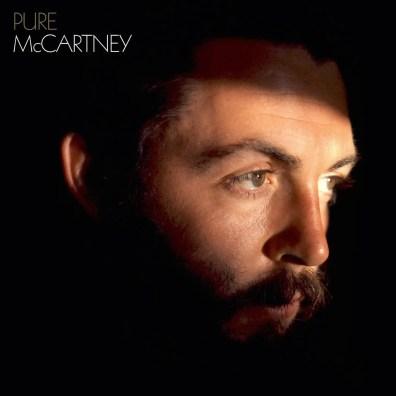 Paul McCartney: Pure McCartney album artwork